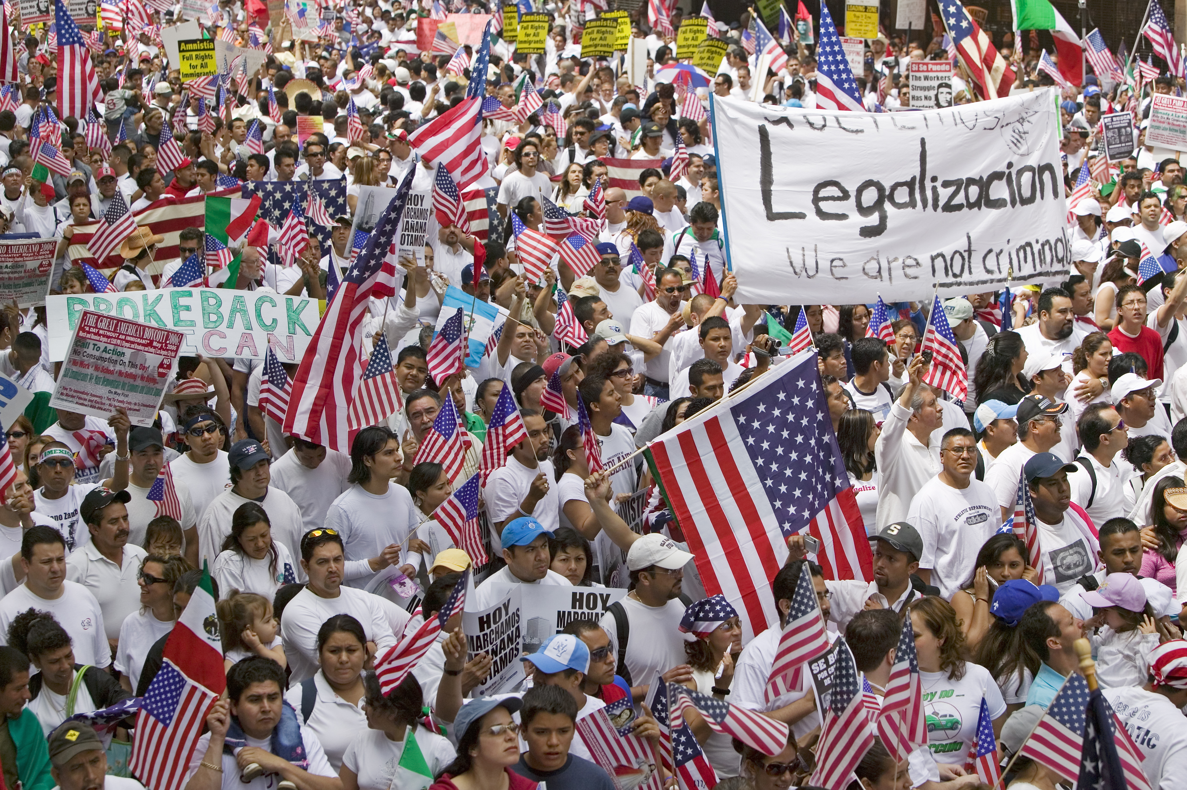 Immigration Reform In The Us