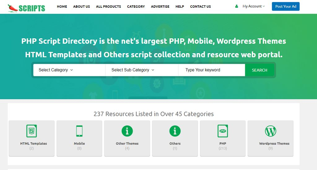 Http://www.phpscriptdirectory.com/PHP Script Directory is...