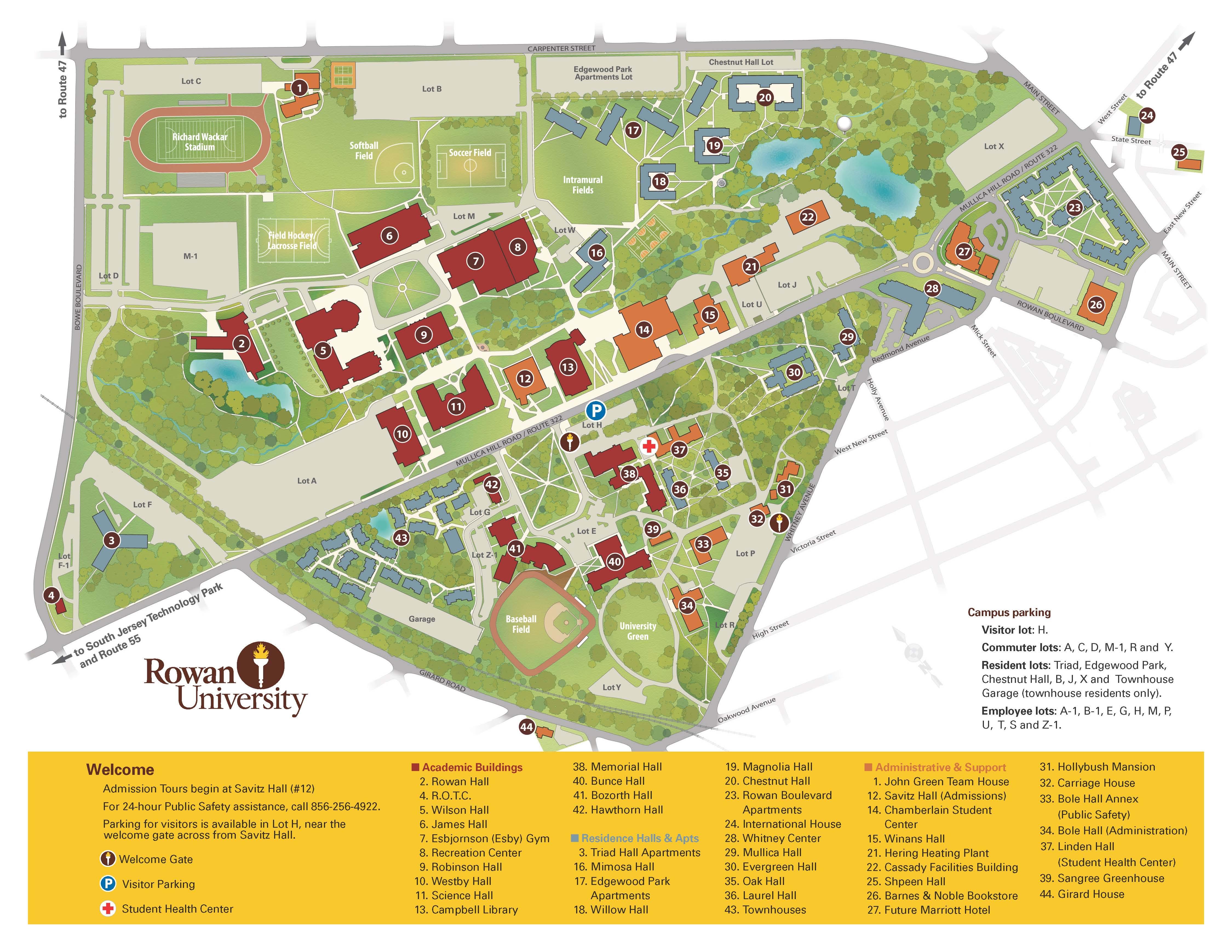 Irsc Main Campus Map My Blog