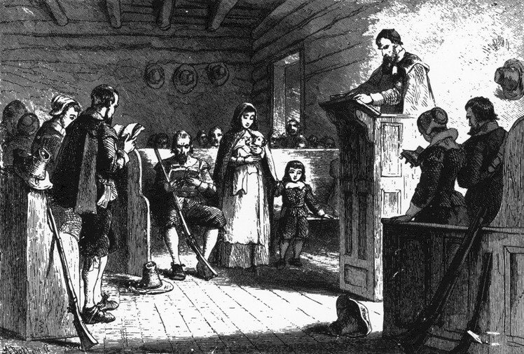 the puritan influence on the british colonies Major differences between the colonies  but the puritan religion was a major influence in the seventeenth-century new england way of life (roark 70)  the middle colonies were ruled largely by the british monarchy until william penn was granted land by the throne and formed pennsylvania voters had to be christian, as well as anyone.