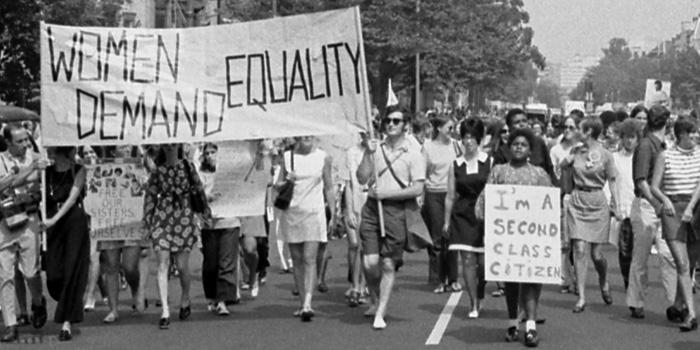 describing feminism and the origin of feminist movement in europe in