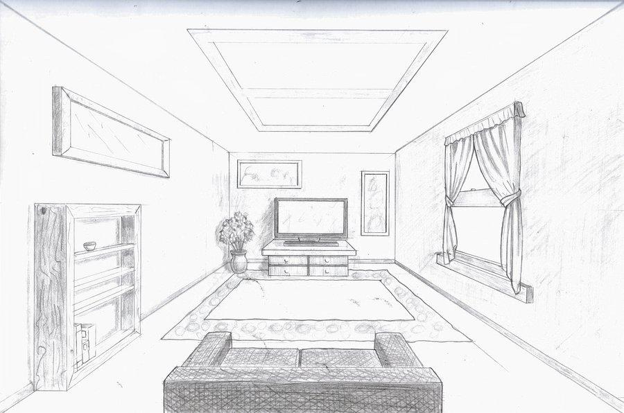 1pt Perspective Interior