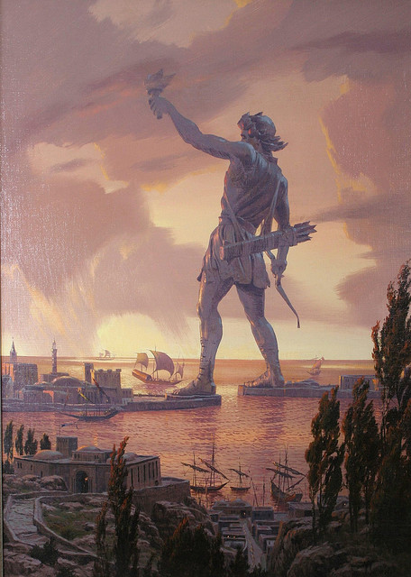Colossus Of Rhodes Now