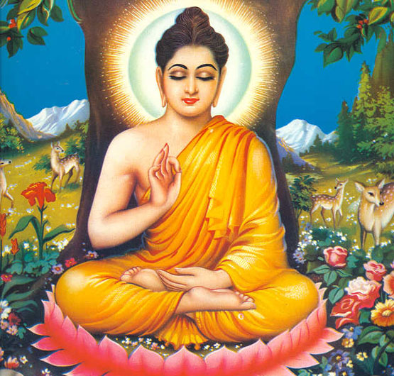 Buddhism - ThingLink