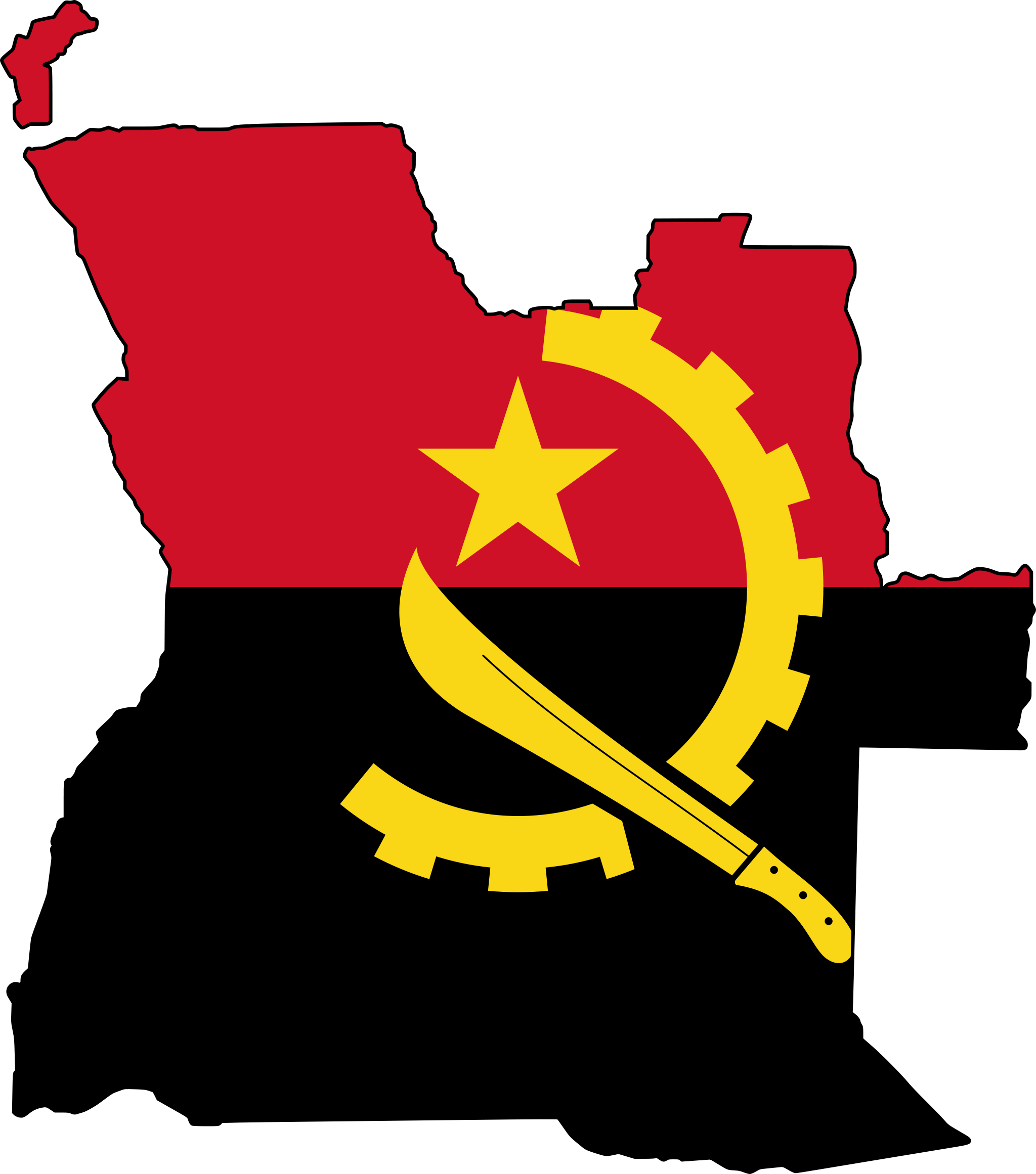Angola Africa  ThingLink