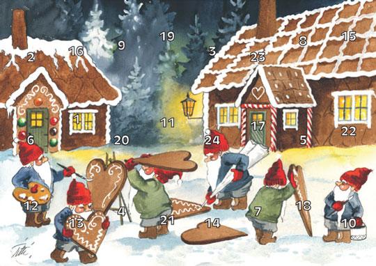 joulukalenteri Joulukalenteri   ThingLink joulukalenteri