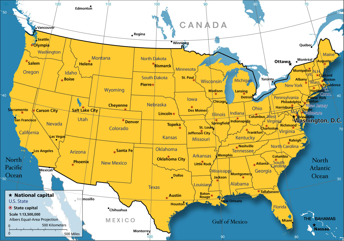 USA Physical Features ThingLink - Physical features in the united states