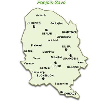 Pohjois Savo