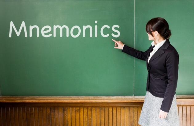 essay mnemonics