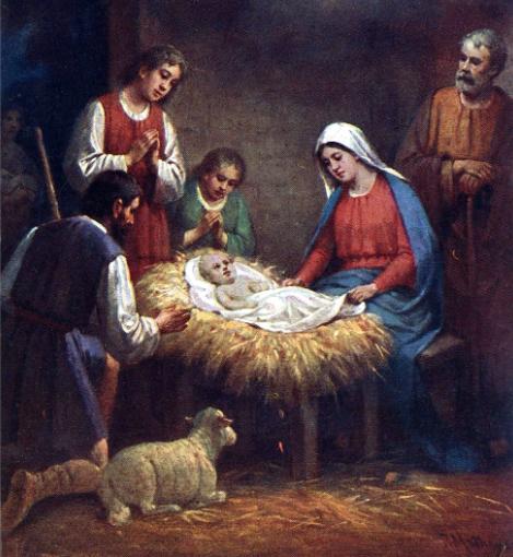 jesus fødsel