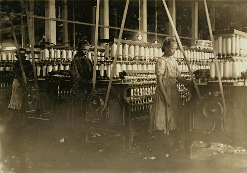 cotton industry during the 1800s The cotton economy and slavery and the textile industry in great britain cotton for the premiere of episode two of the african americans: many rivers to.