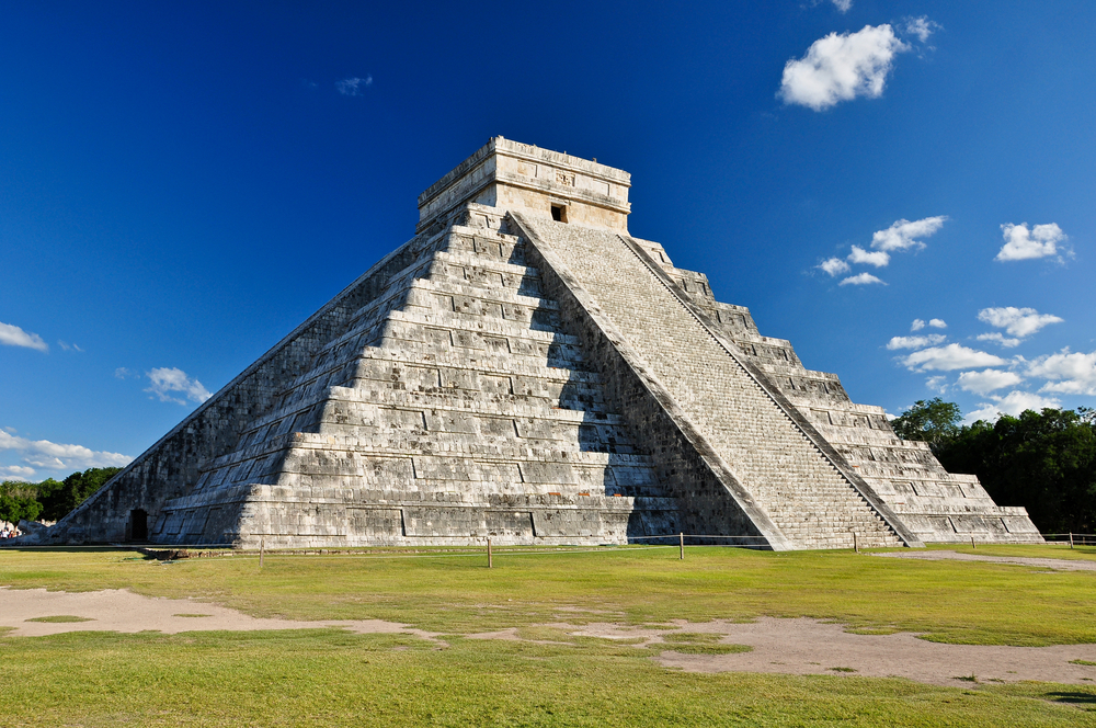 mayan religion - Finding the mayan