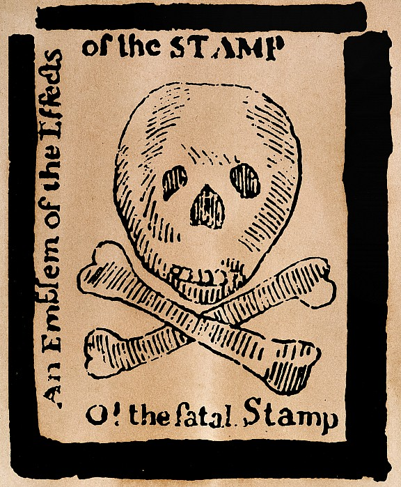 stamp act of 1765 The stamp act british parliament - 1765 an act for granting and applying certain stamp duties, and other duties, in the british colonies and plantations in america, towards further defraying the expences of defending, protecting, and securing the same and for amending such parts of the several acts of parliament relating to the trade and.