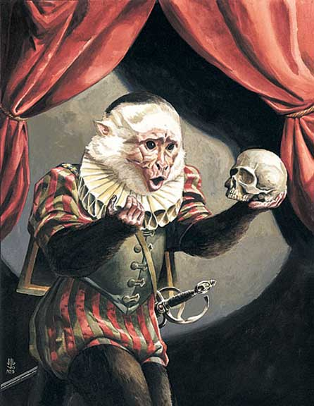 evaluating the heroic actions of hamlet in william shakespeares hamlet