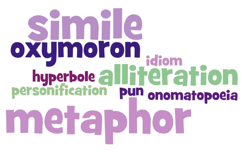 literary language terms