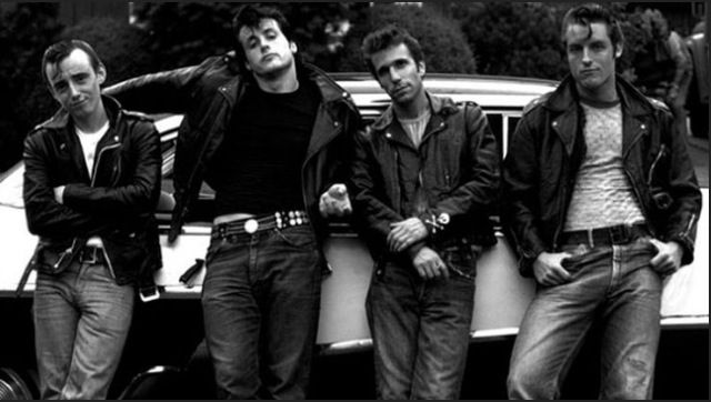 greaser where small genes in the 1960 s the greasers go