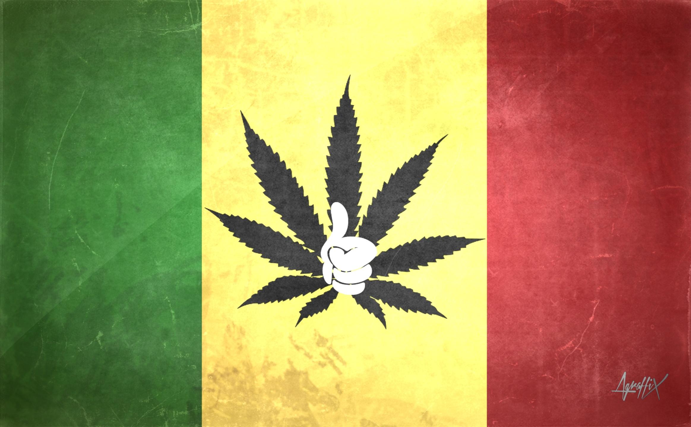 argument on marijuana