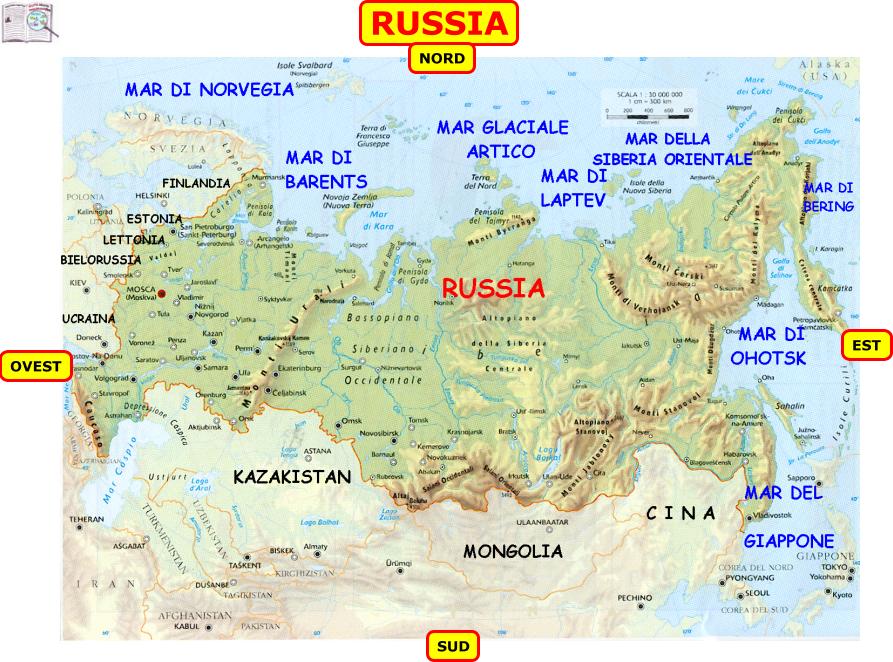Cartina Russia Asiatica.I Monti Urali Noti Semplicemente Anche Come Urali Sono U