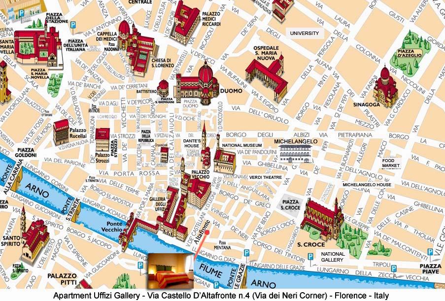 Cartina Monumenti Londra Pdf.Guida Turistica Firenze Scaricabile Bezv Codigopostalargentina Com