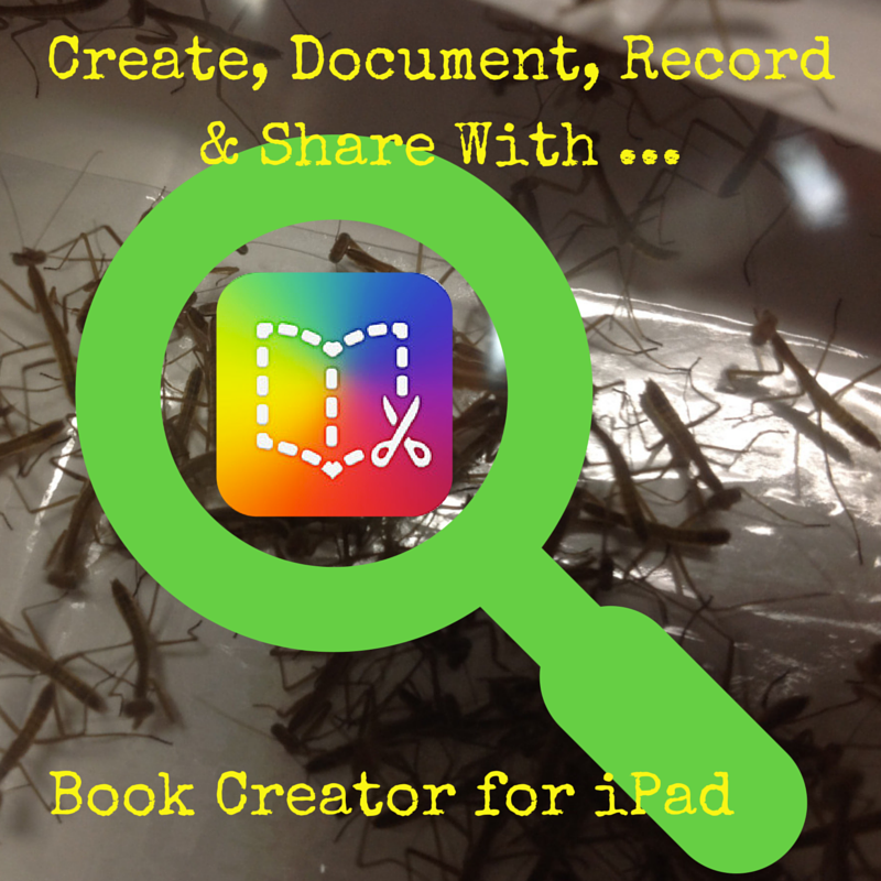Oh, The Many Wonderful Uses of Book Creator App
