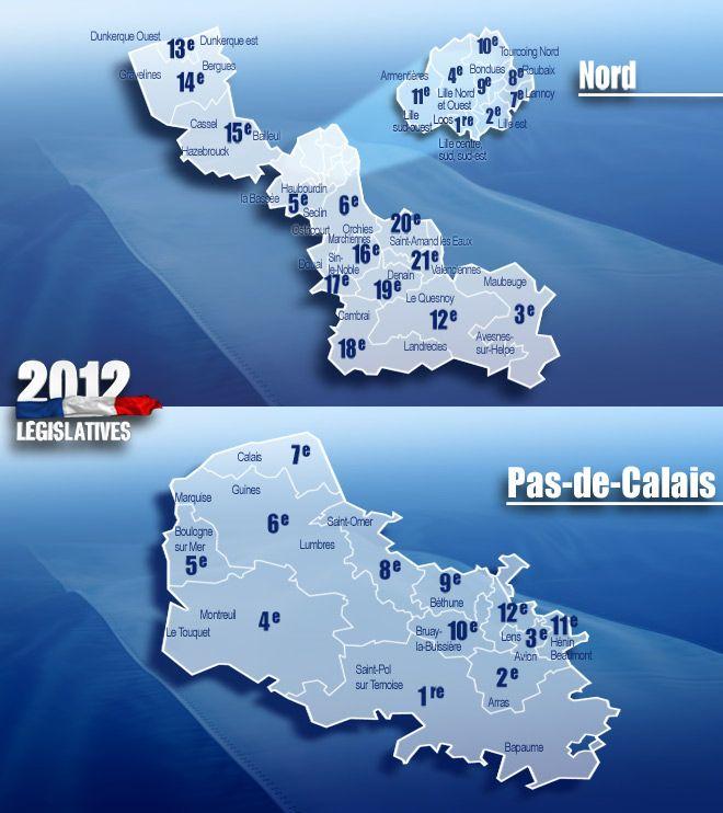 1er tour r sultats dans les 33 circonscriptions france - Resultat coupe de france pas de calais ...