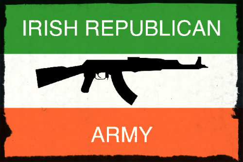 irish republican army The original irish republican army (ira) fought a guerrilla war against british  rule in ireland in  continued to use the name irish republican army (ira) or in  irish óglaigh na héireann, as did the organisation in  at the start of the war,  they had just under 7,000 rifles, a few machine guns and a handful of armoured  cars.