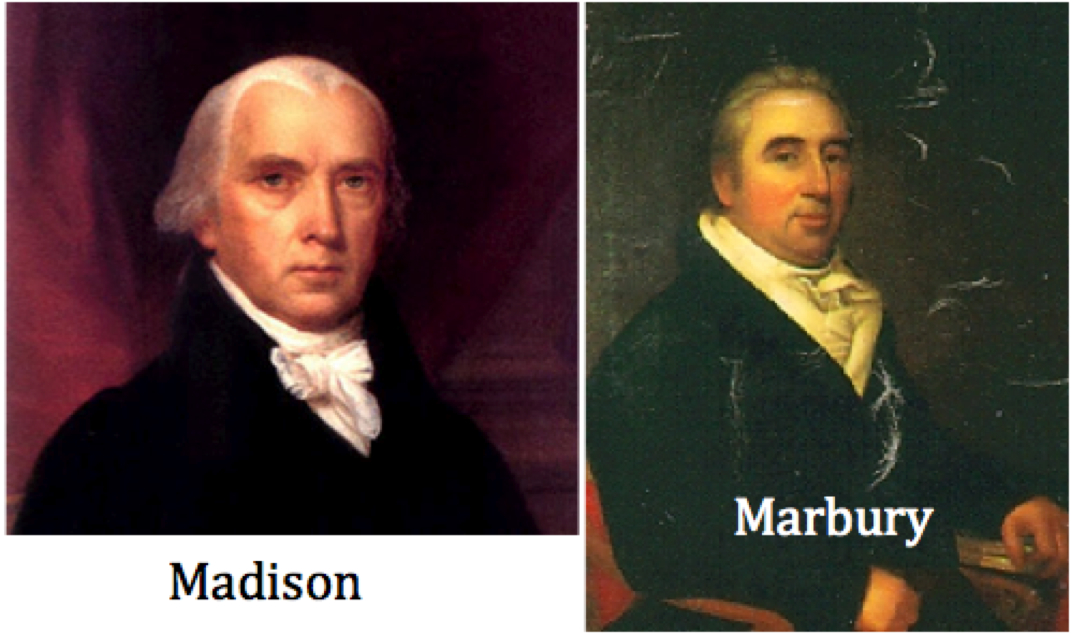 marbury v madison thinglink