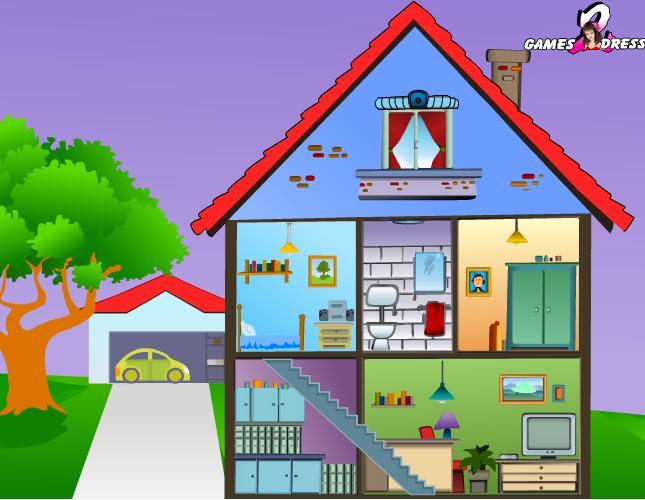 Casa en partes imagui for Cosas decorativas para la casa