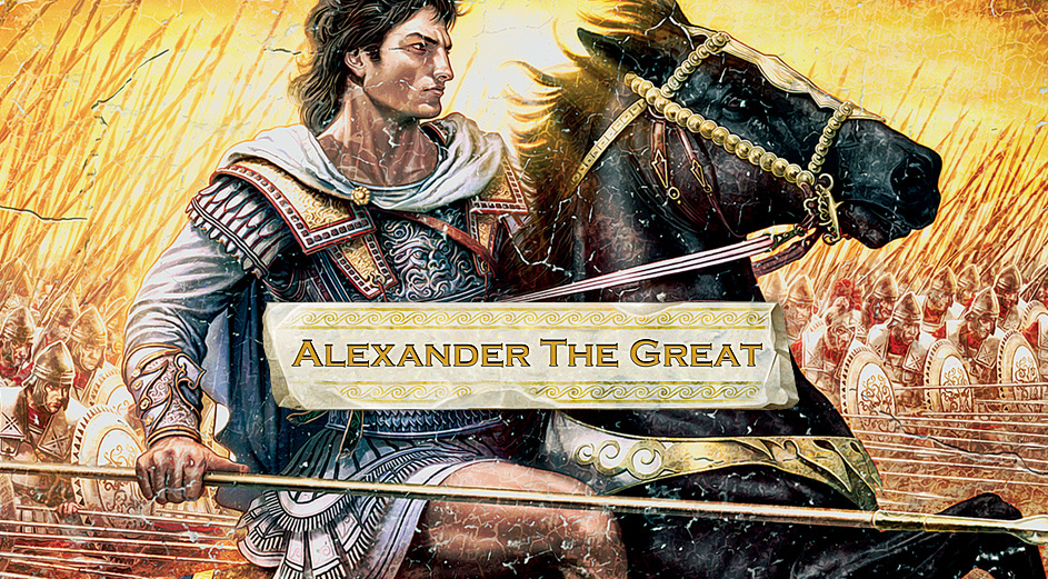 a biography and the many accomplishements of alexander the great