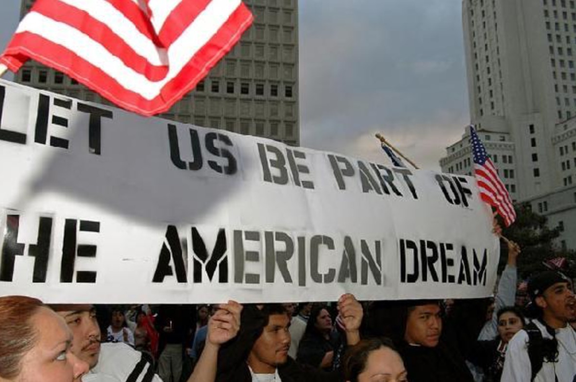 latino immigrants and american dreams The latino/a american dream mexican american studies - social sciences - immigration history 6 x 9, 256 pp how do latino/as view the american dream.