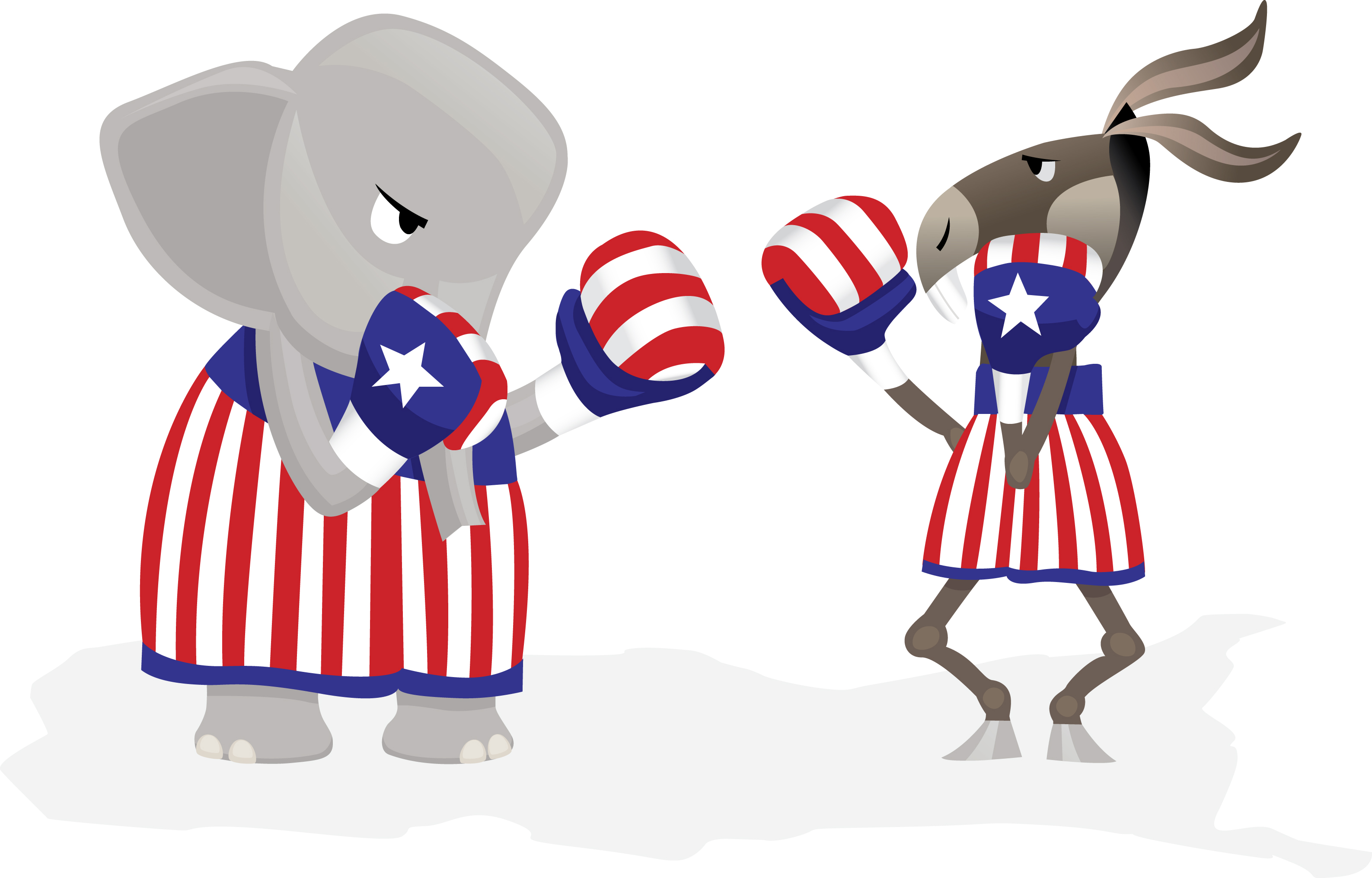 an analysis of the republican and democratic parties in the post civil war presidential elections