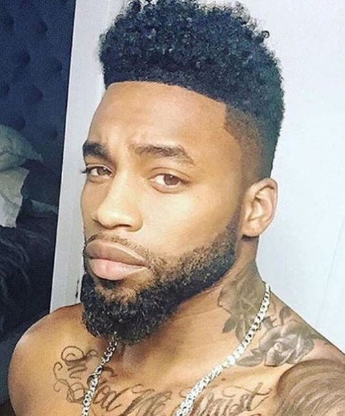 Black Men Beard Styles Photos Biyo Geka Org Photo Style