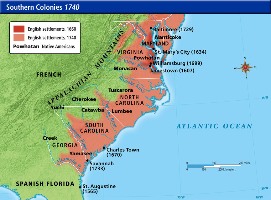 Southern Colony  ThingLink