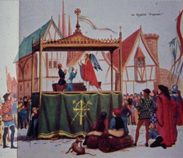 medieval cycle plays