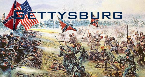 an analysis of gettysburg part two washington and beyond