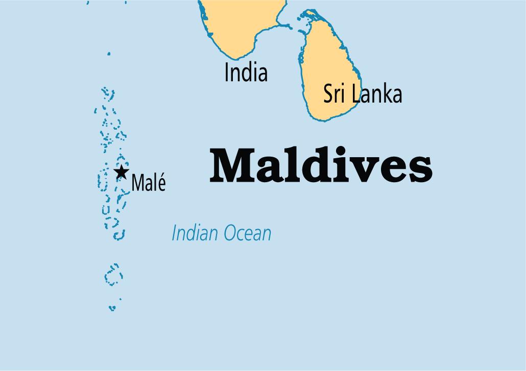 Maldives ThingLink