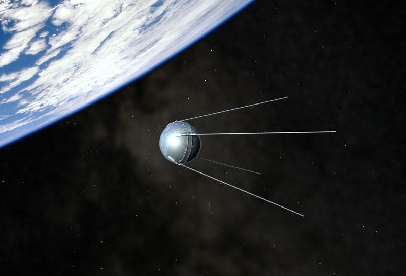 sputnik first satellite-ის სურათის შედეგი