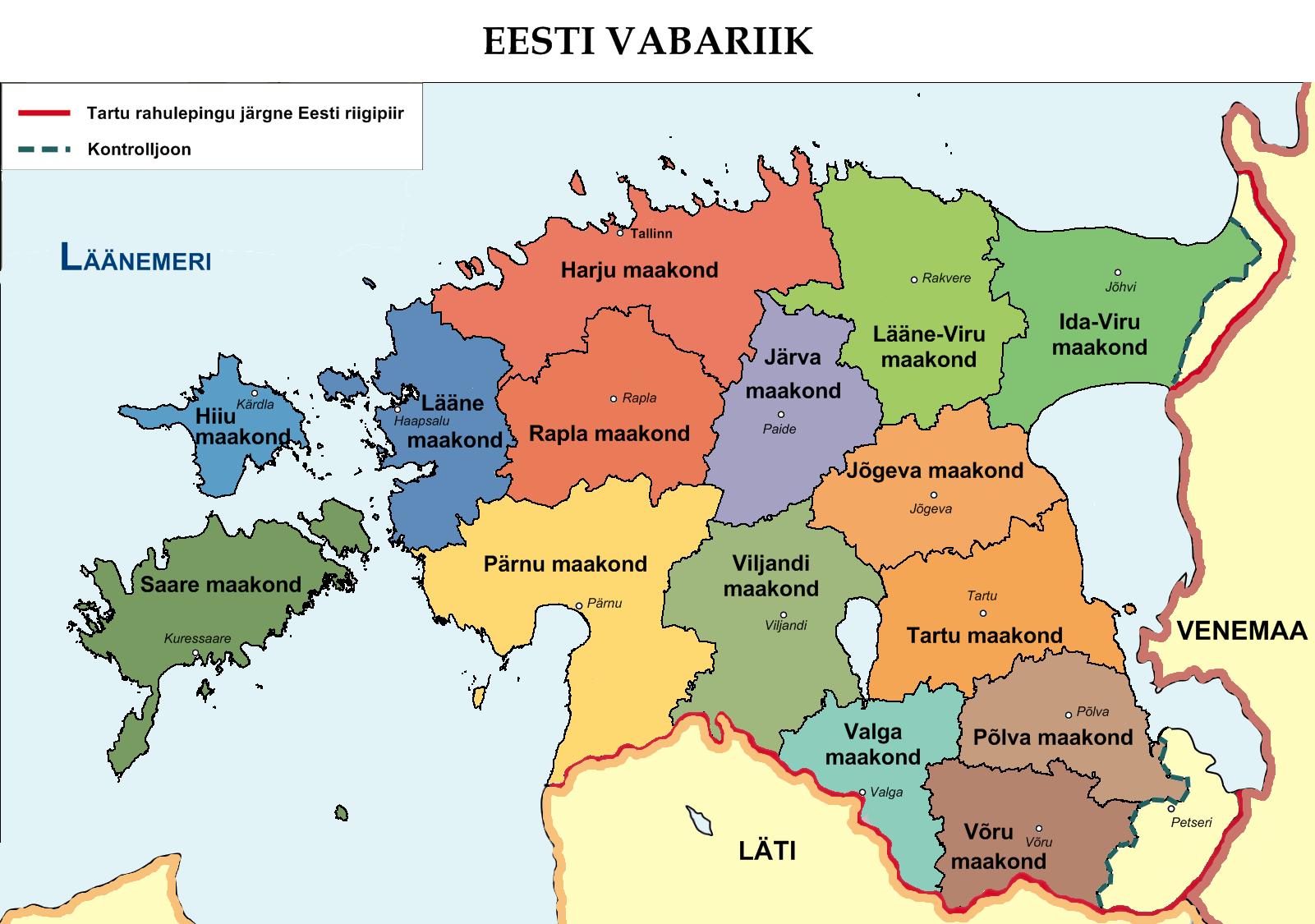 Картинки по запросу eesti maakonnad