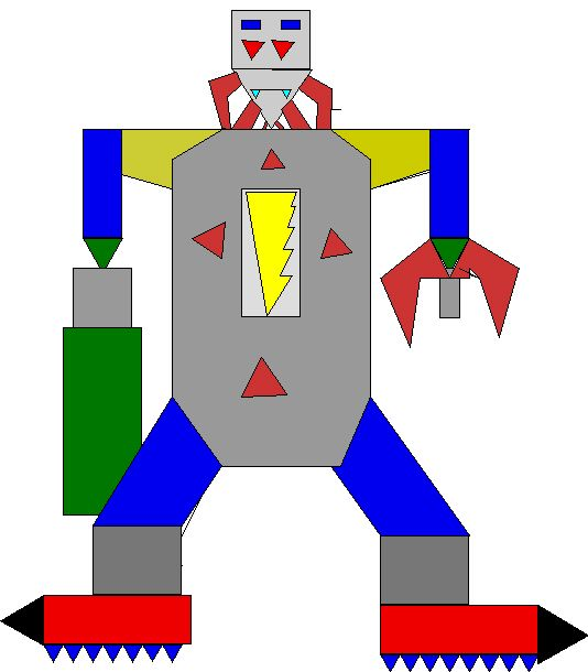Polygon Robot - ThingLink