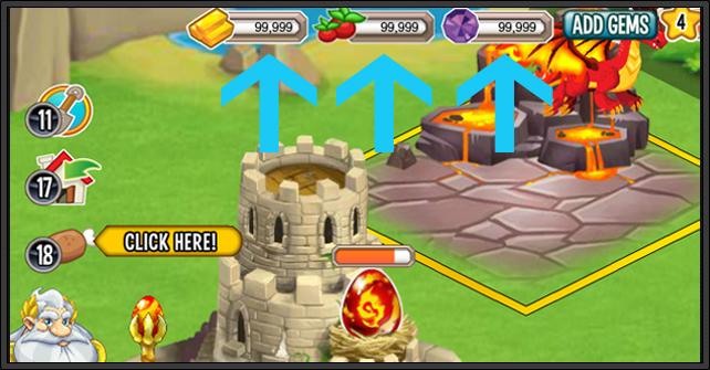 cheat dragon city hack tool