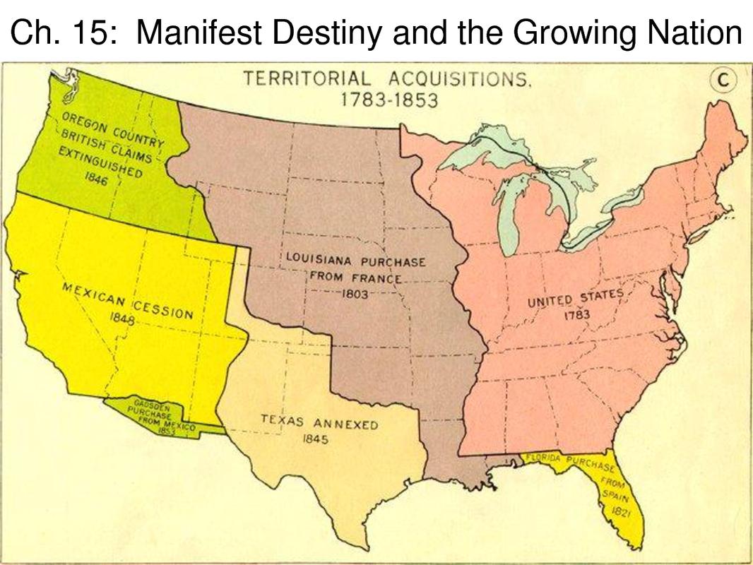 Manifest destiny date in Brisbane