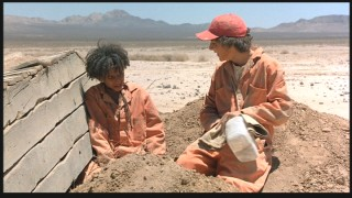 in the movie and book holes stanley yelnats gets in trou