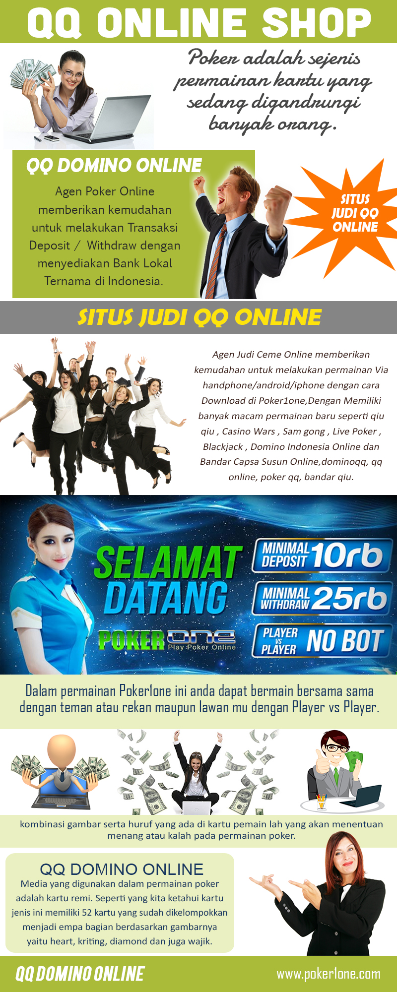 Situs Judi Online Qq