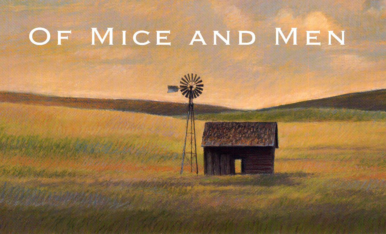 an essay on the book of mice and men Writing an essay based on 'of mice and men' is very hard and if you're going to get a top grade you're going to need to invest a whole lot of time into there are many complex characters in steinbeck's book 'of mice and men' and if you've not got your head around exactly what each one of them.