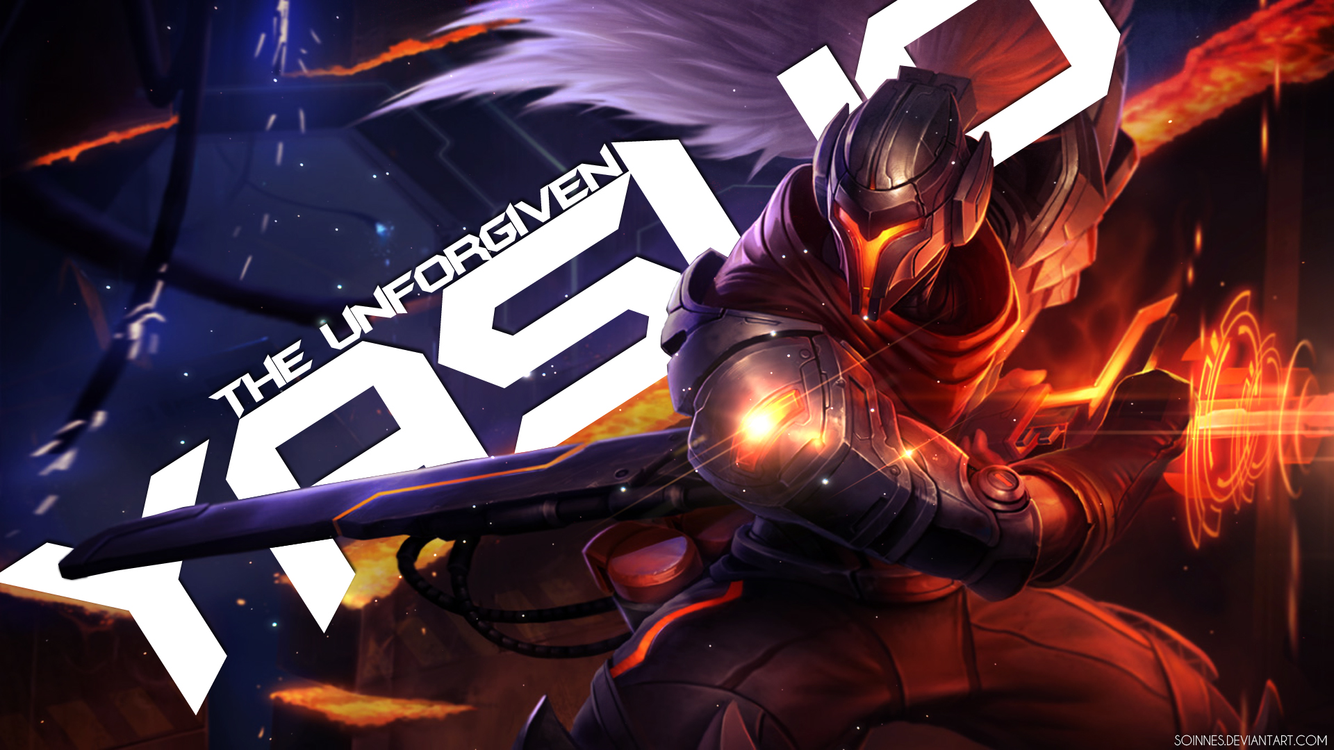Of Legends Project Yasuo