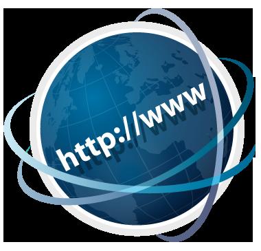 WWW (short for World Wide Web)