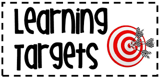 Using Learning Targets In The Classroom