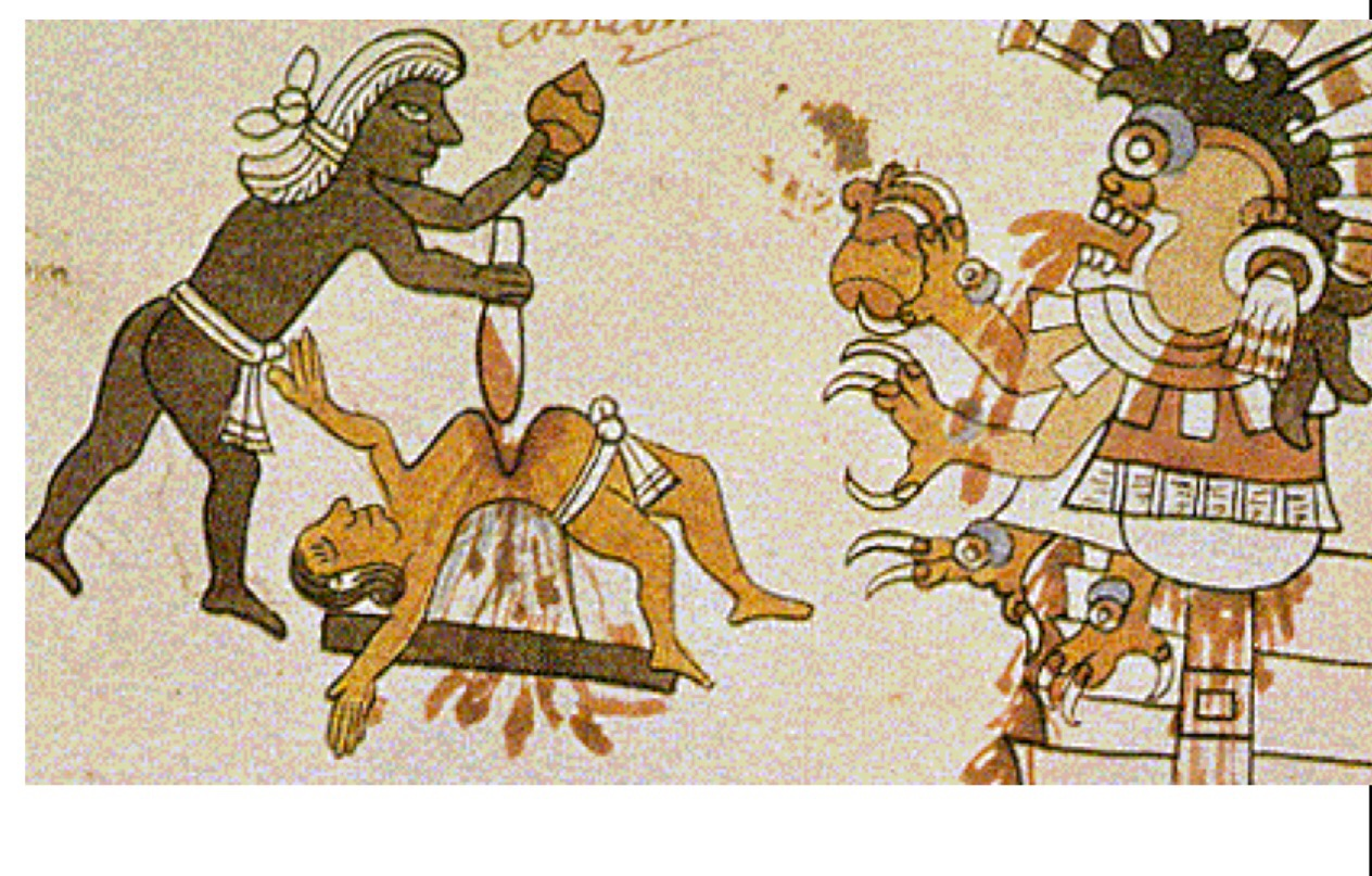 aztec society belief system Archaeologists have found that religion was important in the formation  the  aztecs, each with their own political systems and religious beliefs.