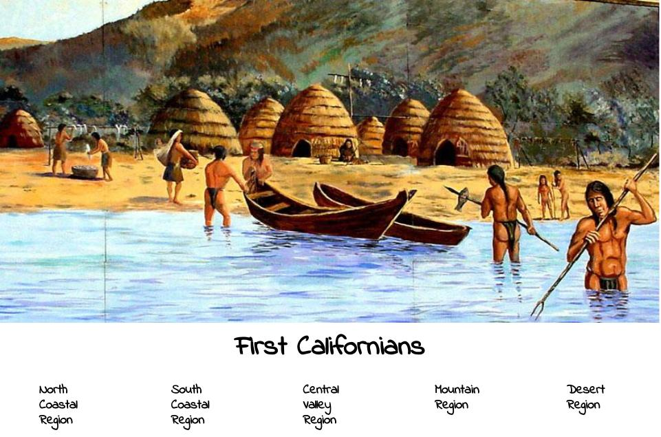 First Californians - ThingLink