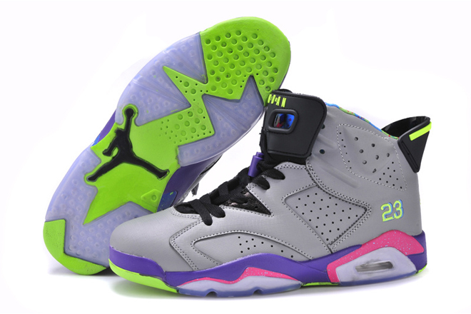 55ddc20c6936 where can i buy nike womens air jordan 6 retro bel air grey purple colo.